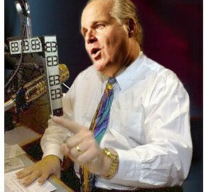 Douche of the week – Rush Limbaugh